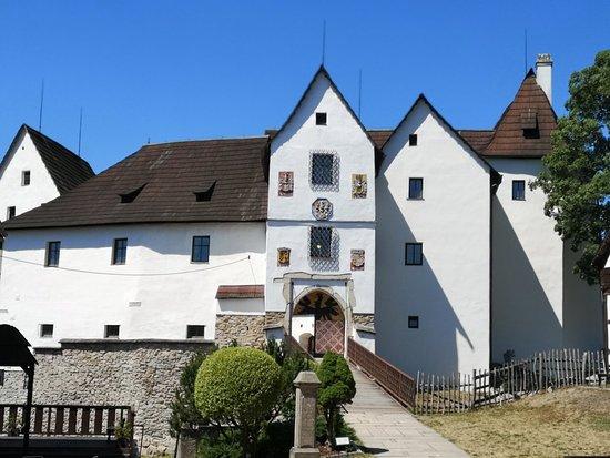 Městské muzeum Františkovy Lázně - Hrad Seeberg