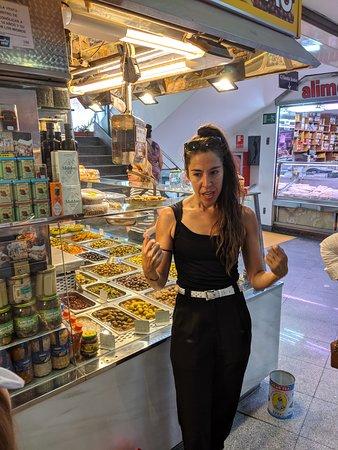 마드리드 문학 구역 시장 및 문화 투어 사진