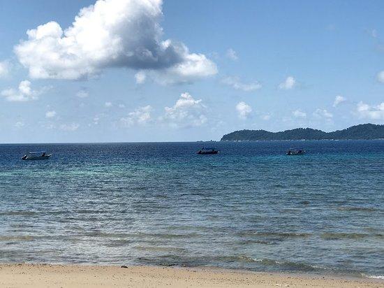 بولاو تيومان, ماليزيا: Beach view