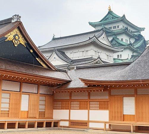 Nagoya Castle Hommarugoten