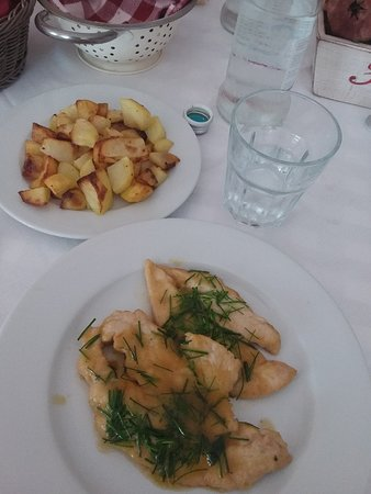 Poggio Renatico, إيطاليا: porzioni abbondanti e buone