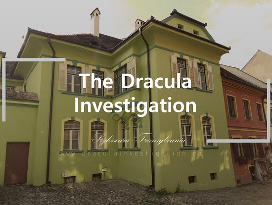 Location of The Dracula Investigation