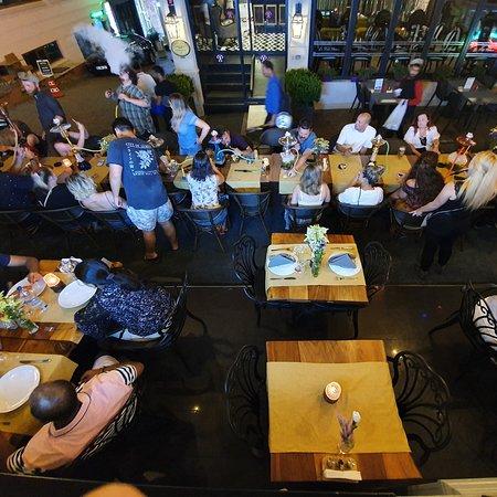 Salute Pub & Restaurant: Having fun..