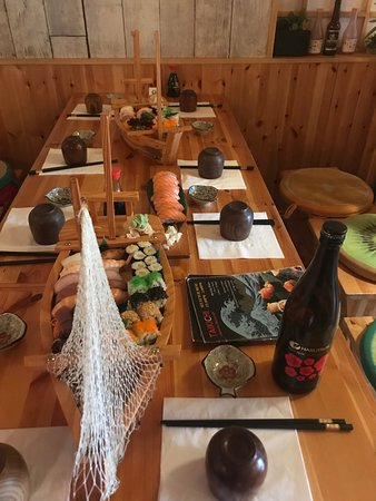Rush lunch order in advance for jo moriwase