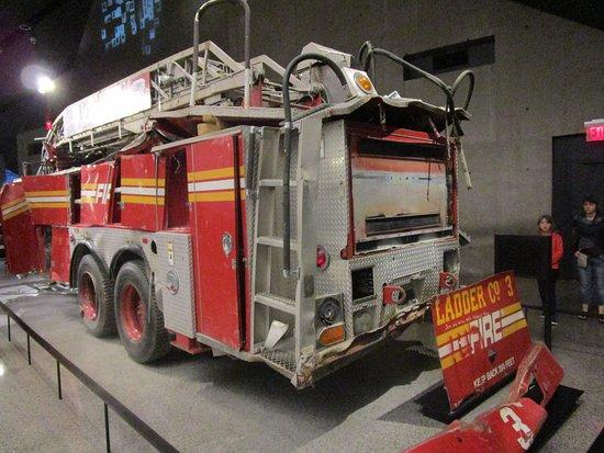 Skip the Line: 9/11 Memorial Museum Admission Ticket: Ladder 3