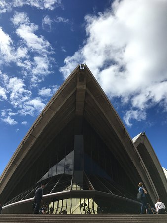 ‪‪Sydney Opera House Tour and Dine‬: view‬