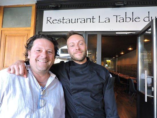 Eric Arnaud et Thibaut Pérotin