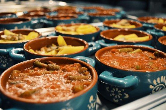 Ta'bleyah Mediterranean Cuisine: Veg