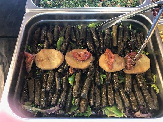 Ta'bleyah Mediterranean Cuisine: Grape Leaves