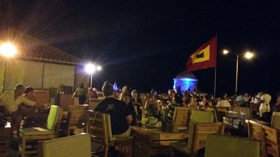 Café Del Mar Cartagena