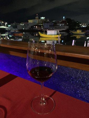 Ambiente e vinhos