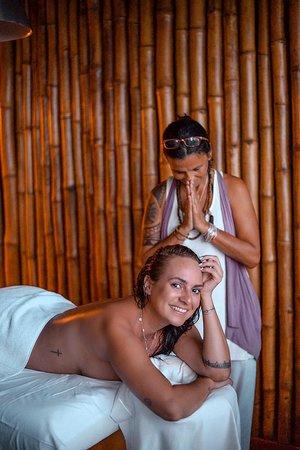 Sol, massagem e spa em Arraial d'Ajuda