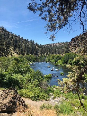 Crooked River Ranch, OR: Views from trails