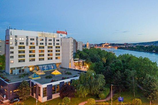 Danubius Hotel Helia, hôtels à Budapest
