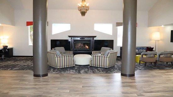 Best Western Porterville Inn: lobby