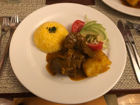 Delicious Goat Stew