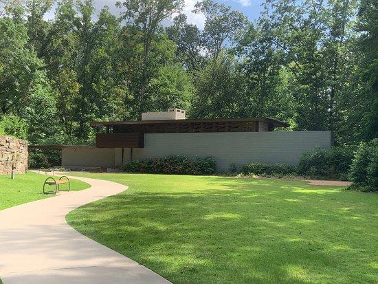 Frank Lloyd Wright's Bachman-Wilson House