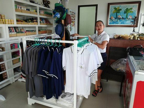Busuanga Bay Lodge: Marina Boutique