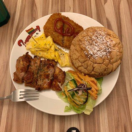 Great little breakfast or brunch spot