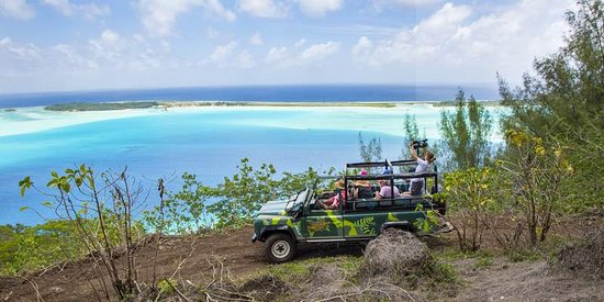 Tupuna Safari Bora Bora