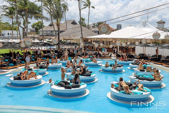 Finns Beach Club Canggu Menu Prices & Restaurant Reviews