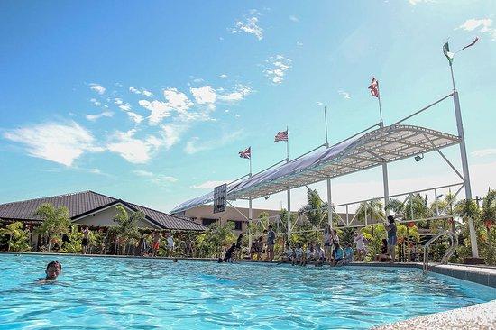 Bugallon, Philippines : Buddha Resort