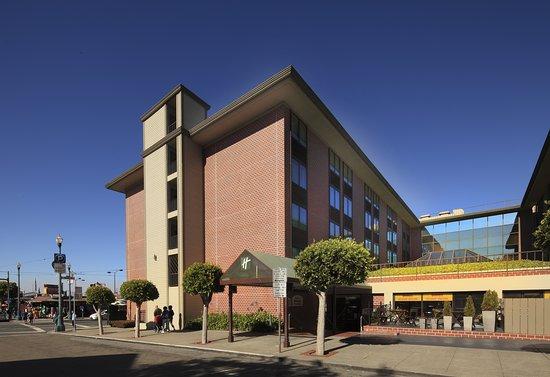 Hotel Near Fishermans Wharf San Francisco