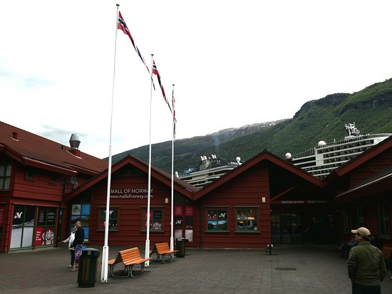 Flam Visitor Center