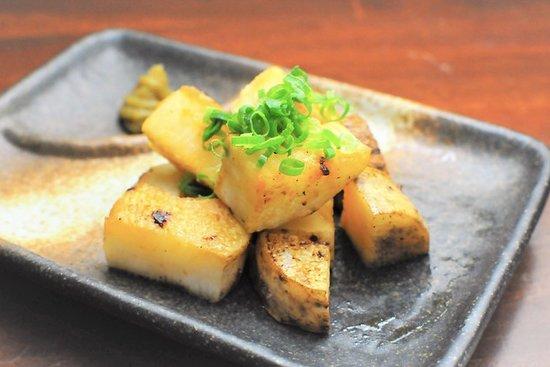 鉄板焼き職人が作る野菜料理も充実