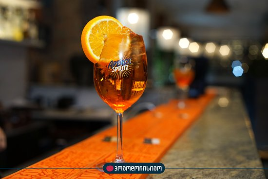 Pomodorissimo: Aperol Spritz