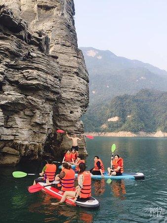 Tuyen Quang Province, Wietnam: Giải đua thuyền Kayak lần thứ 2, năm 2019