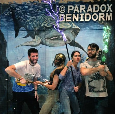The Paradox Escape Room