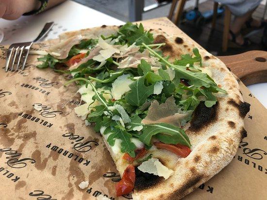 Niepowtarzalny smak pizzy