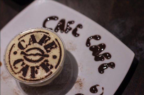 Cafe Cafe: Postres