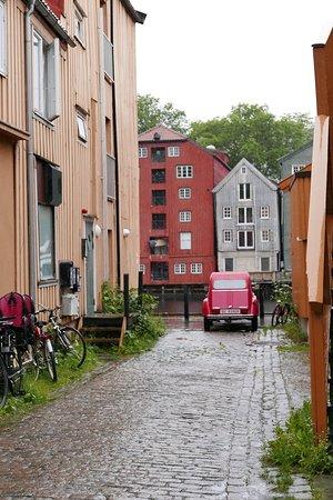 Old Town Bridge Trondheim, Gamle bybro, 7013 Trondheim, Норвегия