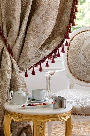 Hotel Alexandra Palace: Chambre