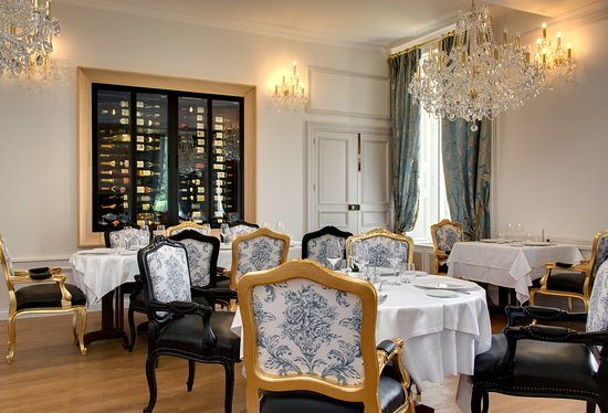 Hotel Alexandra Palace: Restaurant