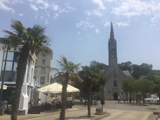 Le Transat: Eglise Saint Thomas Bénodet