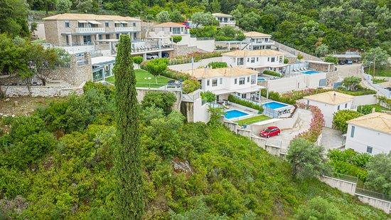 Bird Eye View Thealos Village Resort Lefkada Photo By Jakub