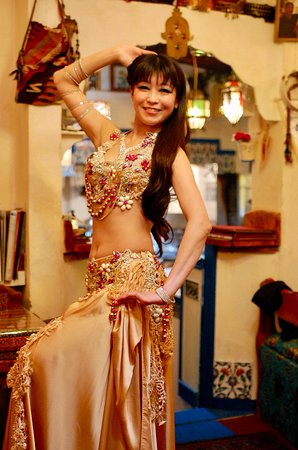 Belly dance show on every second,fourth Friday ,third Saturday .