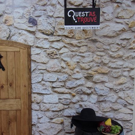 ‪Quest'as trouvé - Escape Game QUESTEMBERT‬