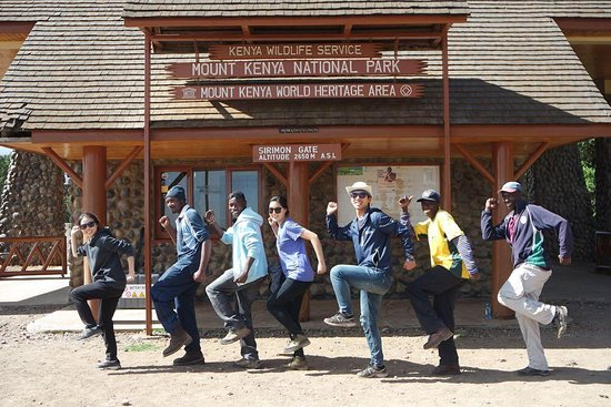 Go To Mount Kenya Climbing