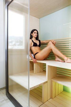 Ambassador Suite - Sauna