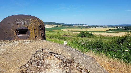 Ouvrage de la Ferté  ( Memorial )  - Picture of Ouvrage de La Ferte