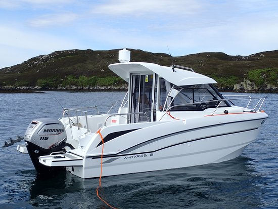 Isle of Lewis, UK: New boat for summer 2019