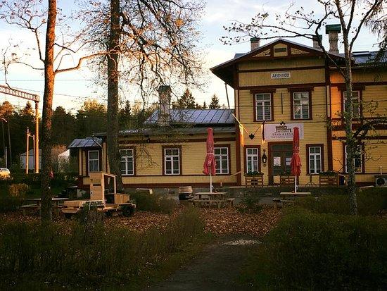Aegviidu, Estland: VW