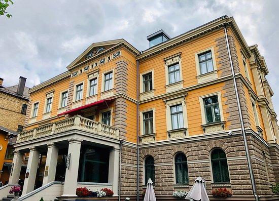 Gallery Park Hotel & Spa: Entrance