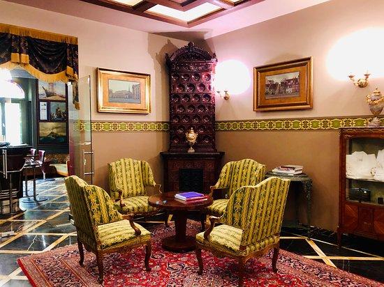 Gallery Park Hotel & Spa: Bar area