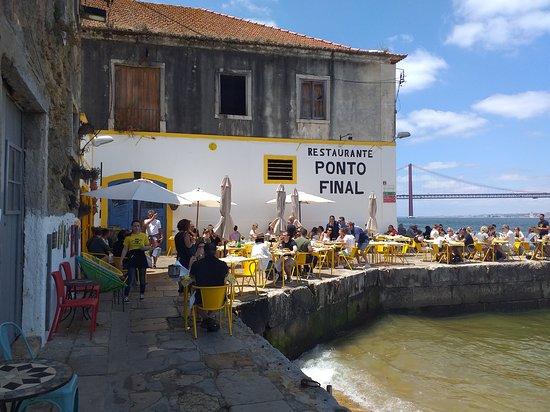 Restaurante Ponto Final - Esplanada