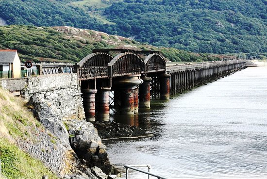 ‪Barmouth Bridge‬